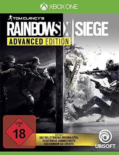 Tom Clancy's Rainbow Six Advanced Edition - [Xbox One]