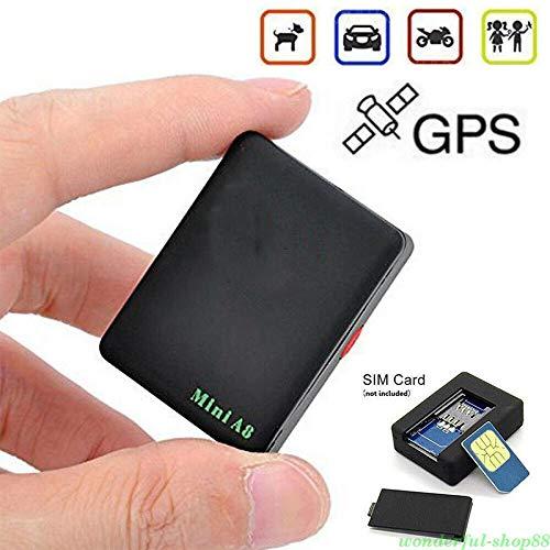 Leoie Mini A8 GPS Tracker Locator Car Kid Global Tracking Device Anti-Theft Outdoor Device