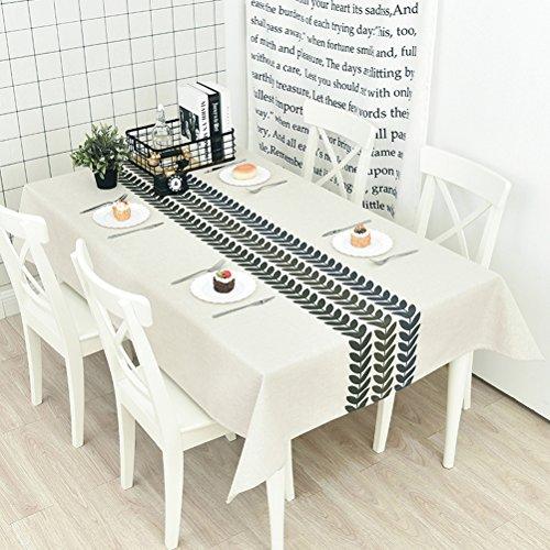 tovaglia cotone spesso nordico/stile moderno e minimalista rettangolari caffè rotonda copertura per...