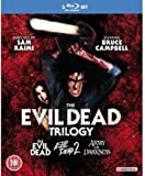 Evil Dead Trilogy (3 Blu-Ray) [Edizione: Regno Unito] [Edizione: Regno Unito]