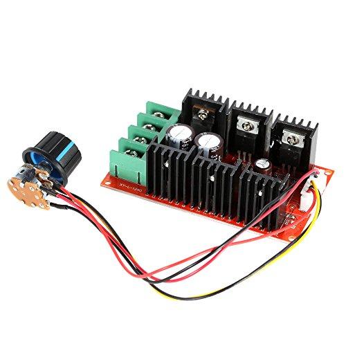 Specific Power Control: 12V: 480W; 24V: 960W; 36V: 1440W; 40V: 1600W; 50V: 2000W PWM Principio di funzionamento: Modificando il duty-cycle dell'onda quadra (uscita) per regolare la potenza corrente media da 0-100% del carico, quindi modificar...