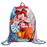 Mickey Mouse - Bolsa de merienda (Joumma 4023761)