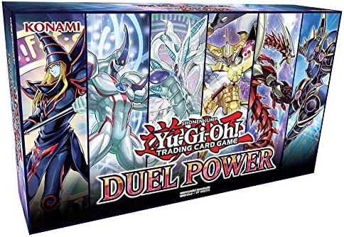 Yu-Gi-Oh! Duel Power Box 1. Auflage deutsch
