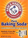 Arm and Hammer Baking Soda - Baking Powder, Baking Soda for Cleaning, Pure Baking Soda