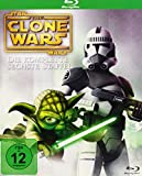 Star Wars the Clone Wars - 6. Staffel [Blu-ray] [Import anglais]