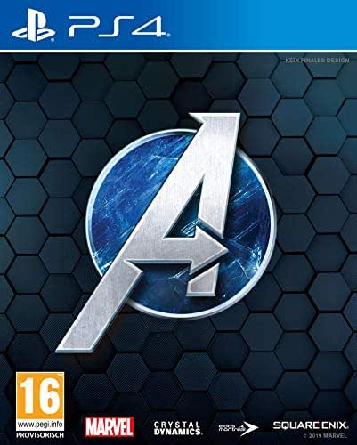 Marvel's Avengers [Playstation 4] [PEGI-AT]
