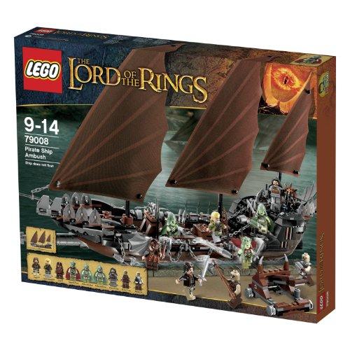 LEGO The Hobbit - Hobbit 4, juego de construcción (79008)