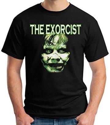 35mm - Camiseta Hombre - The Exorcist - El Exorcista - 1971 - T-Shirt 3