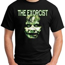 35mm – Camiseta Hombre – The Exorcist – El Exorcista – 1971 – T-Shirt