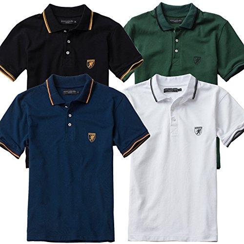 PG-Wear-Poloshirt-Classic-Logo-schwarz-wei-grn-navy-S-XXXL