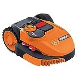 WORX WR105SI Robotic lawn mower Orange lawn mower - lawn mowers (Robotic lawn mower, 2 cm, 6 cm, 68 dB, Orange, Battery)