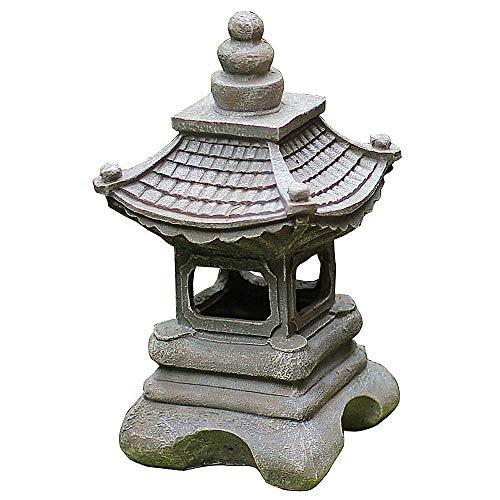 zenggp Luce Solare di Zen Giapponese del Giardino delle Luci della Luce della Pagoda della Lanterna...