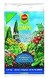 Compo 1418102011 Abono Azul Universal Novatec 2,5 Kg, 31x20x5 cm