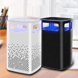 JIYANA Electric Mosquito Killer Lamp LED Bug Zapper Pest Control Anti Mosquito Killer Lamp Insect Trap Lamp Killer Home Living Room (Black or White Colour) (Assorted)