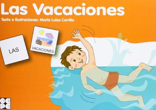Las vacaciones (Pictogramas)