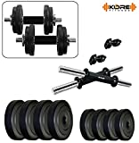 Kore K-DM-20kg-Combo 16 Home Gym and Fitness Kit