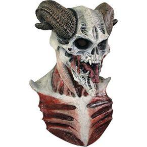 Devil skull mask Halloween (máscara/careta)