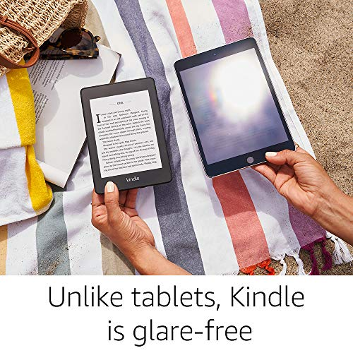 """All-New Kindle Paperwhite 4G LTE (10th gen) - 6"""" High Resolution Display with Built-in Light, 32GB, Waterproof, WiFi + Free 4G LTE 17"""