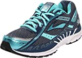 Brooks Dyad7 W 1201151B944, Damen Sportschuhe - Running, Schwarz (Pale Blue/Black), 38 EU / 5 UK