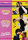 Pack Federico Moccia: Perdona Si Te Llamo Amor + Perdona Pero Quiero Casarme Contigo + Carolina Se Enamora [DVD]