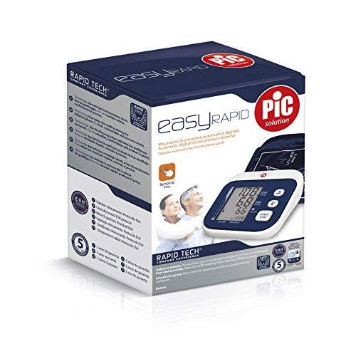 Pic Solution easyRAPID Sfigmomanometro Digitale Da Braccio
