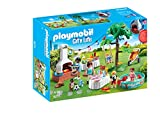 Playmobil- Famille et Barbecue Estival, 9272