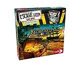 Noris 606101797 Escape Room Erweiterung Redbeards Gold, ab 16 Jahren - nur mit dem Chrono Decoder Spielbar
