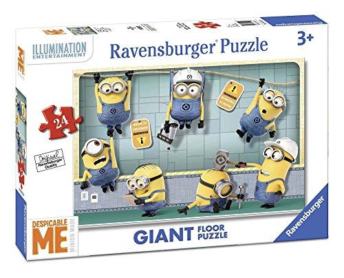 Ravensburger Italy Puzzle Minions, 05525 8