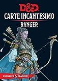Asmodee- Dungeons & Dragons 5a Edizione Carte Incantesimo Ranger, Colore, 4010