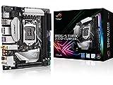 Asus ROG STRIX Z370-I Gaming Scheda Madre, Nero