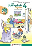 Das Übungsheft Englisch 4: Let's practise English mit Audio-CD 'Jicki Vokabel-Dusche 4'