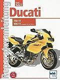 Ducati 750 SS / 900 SS ab Baujahr 1991 und 1998 (i.e.) (Reparaturanleitungen)