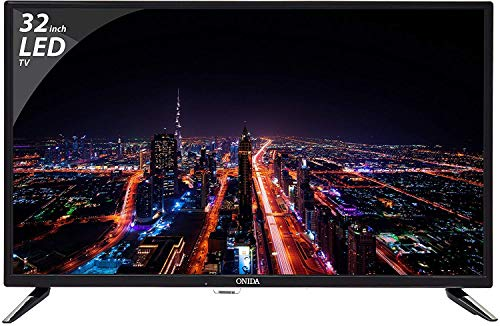 ONIDA 81 cm (32 Inches) HD Ready LED Smart TV 32HAF (Black) (2019 Model)