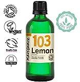 Naissance Limón BIO - Aceite Esencial 100% Puro - Certificado Ecológico - 100ml
