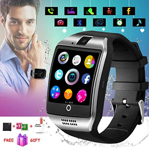 Smartwatch Android, Bluetooth Smart Watch, Smart Orologio Cellulare Android, Impermeabile Orologio...