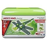 Meccano Junior Toolbox Insetto Mania Green Playset