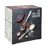Corasol COR60SNP Premium Salt & Pepper Calendario dell'Avvento 2019 XXL, l'idea regalo spezia-gourmet per cuochi amatoriali (259 g)