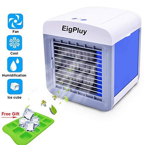 Air Cooler Personali Piccolo Climatizzatore Portatile Ventilatore USB Dello Scrittorio Raffreddatore...