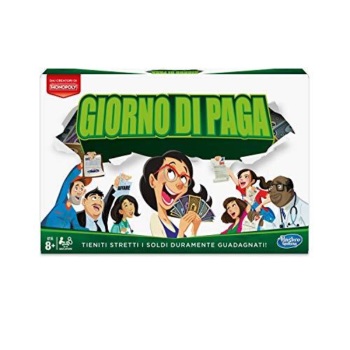 Hasbro Gaming - Giorno di Paga (Gioco in Scatola), E0751103