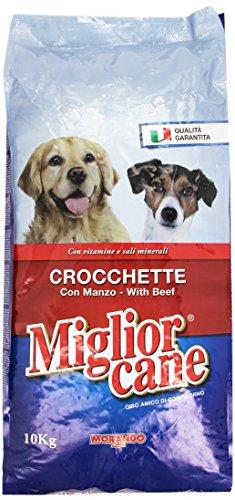 Miglior Cane Crocchette con Manzo - 10000 g