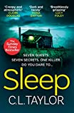 Sleep: The gripping, suspenseful Richard & Judy psychological thriller from the Sunday Times bestseller (English Edition)