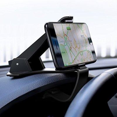 """UGREEN Supporto Auto Smartphone Universale su Cruscotto Porta Cellulare per Dispositivi 4""""-6.5"""" Come GPS,Tomtom,iPhone XS X 8 Plus,Samsung S9 S8,Huawei P20 Lite Mate 20,Xiaomi Mi A2 Lite,LG,etc."""