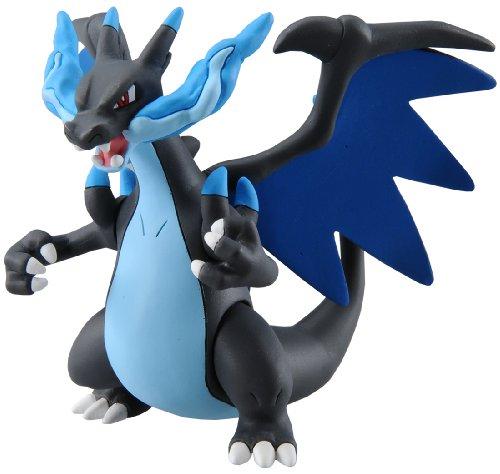 Takara Tomy Pokemon Monster Collection SP-15 Mega Charizard X