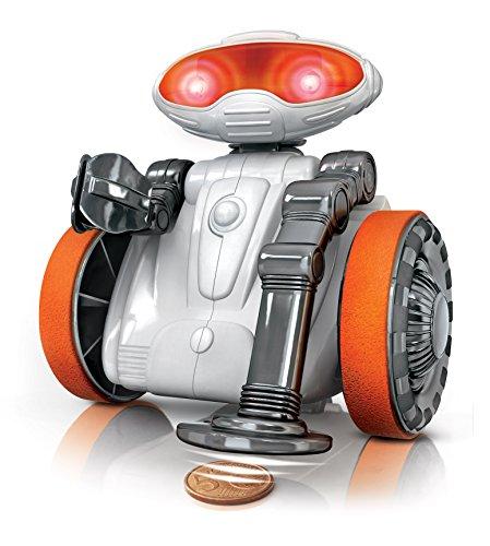 51r9%2BDlqn L - Ciencia y Juego - Mio, el Robot programable (Clementoni 550616)