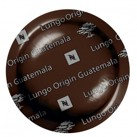 Nespresso Lungo Origin Guatemala PRO COFFEE 50 Capsules ,New. For Gemini , Zenius , Aguila Coffee...