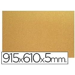 Liderpapel 13111 - Corcho lámina, 915 x 610 x 5 mm