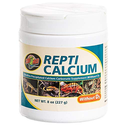 Zoo Med Repti Calcium Without D3227g