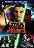 Star Wars Rebels Season 3 (4 Dvd) [Edizione: Regno Unito]