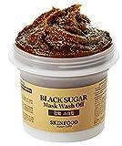 Skin Food Black Sugar Mask Wash Off Power Scrub 100G
