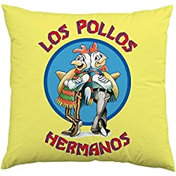 Plastic Head - Cojín, diseño de Los pollos hermanos de Breaking Bad